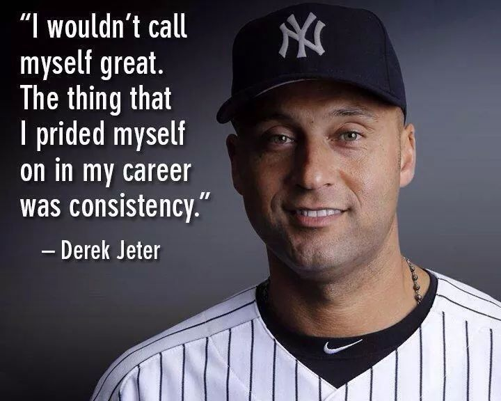 He may not call himself great, but the rest of the world will always call him one of the greatest.
