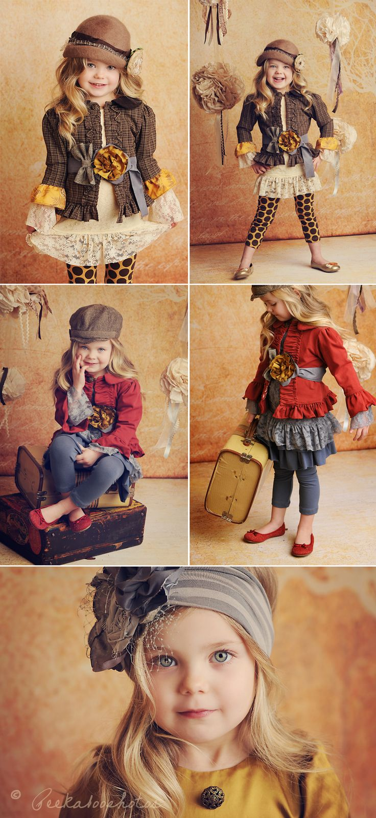 Darling kids clothes - great ideas for my Syd