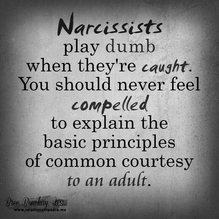 Oh man yeah its like dealing with a child who behaves like shit constantly....but a child can learn...your narcissist can't and wont