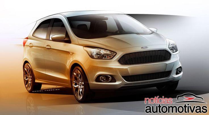 Ford Confirma Novo Ka Para A Europa Ford Nova Automotivo