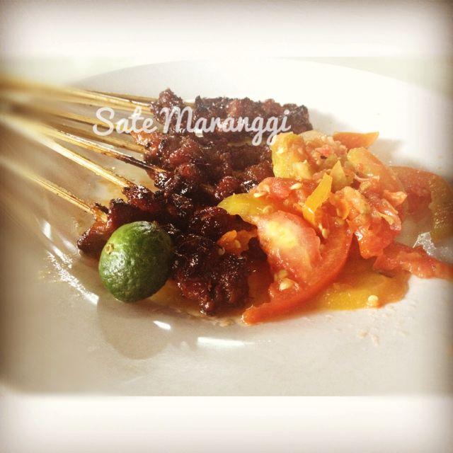 Sate Maranggi Purwakarta #kuliner #indonesia