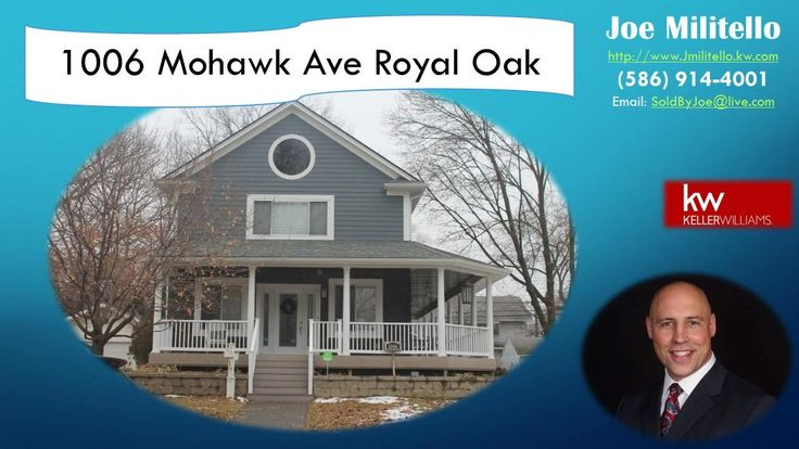 3 bed 1.5 bath homes for sale in Royal Oak  https://hitechvideo.pro/USA/MI/Oakland/Royal_Oak/Lincoln_View/1006_Mohawk_Ave_Royal_Oak_MI__48067.html  3 bed 1.5 bath homes for sale in Royal Oak - Call Joe 586-914-4001 - One of a kind offering in well sought after Royal Oak. Just a few blocks from downtown that provide comfort and luxury situated on a large corner lot. Custom work throughout, hardwood floors, kitchen with granite counter tops, island and stainless steel appliances, living room…