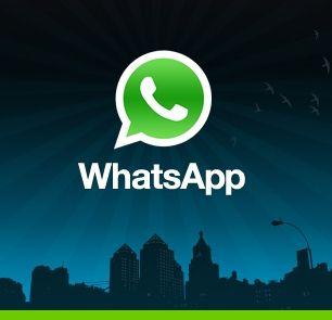 Whatsapp software de mensajería instantánea o chat diseñado exclusivamente para teléfonos móviles. Además del envío de textos, posibilita la transmisión de imágenes, video y audio. También permite enviar una localización geográfica y añadir contactos desde la agenda.