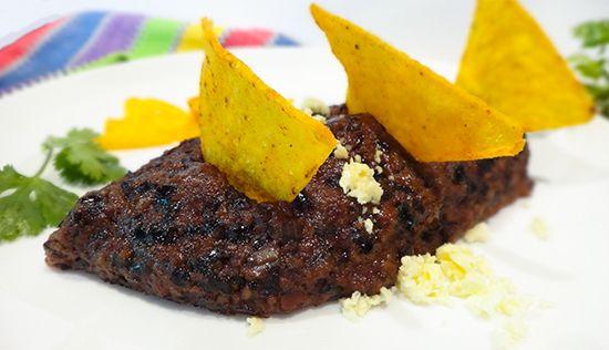 Фрихолес рефритос – пережаренные бобы (Frijoles Refritos)