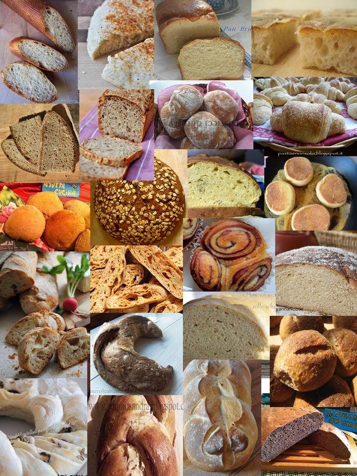 """Dal sito """"Indovina chi viene a cena"""" ---Panissimo--- una raccolta di ricette di  pane e lievitati salati e dolci. Raccolta n. 3. Con traduzione in inglese"""