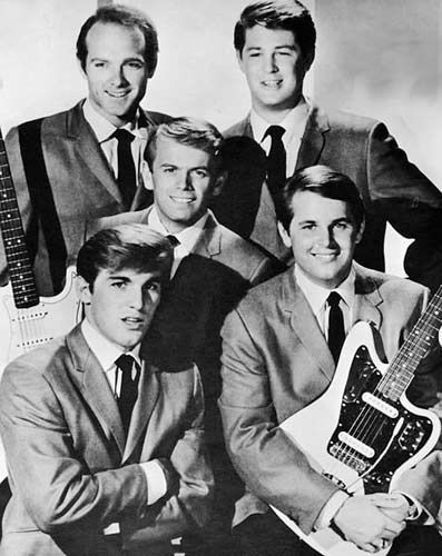 Beach Boys - One of the best bands of all time.