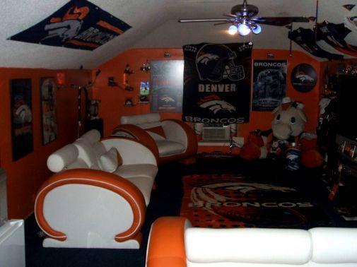 Denver Broncos Bedroom Ideas New Design Ideas