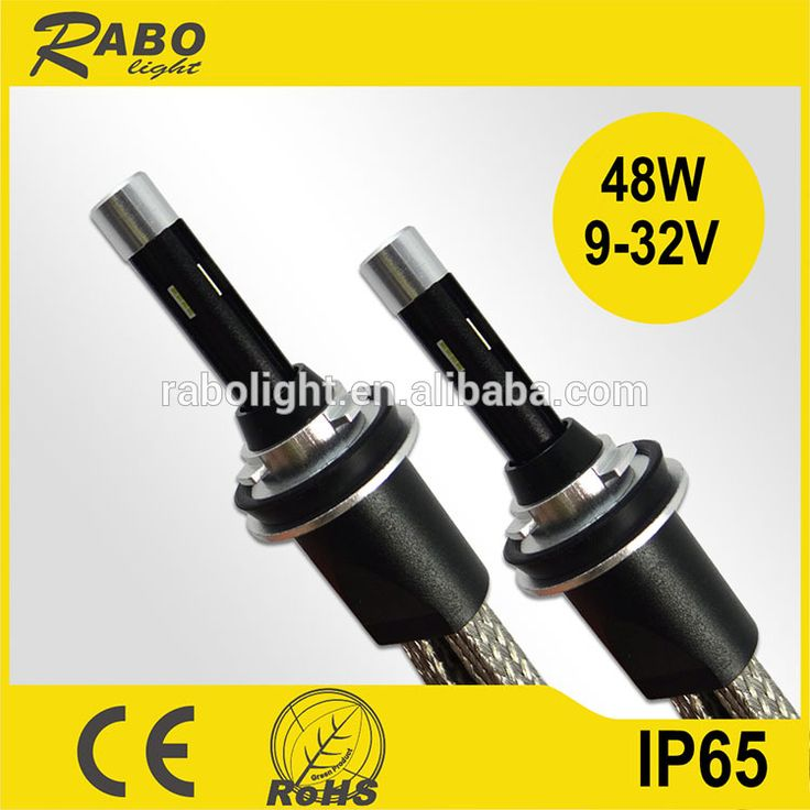 Latest technology R6 auto led headlight bulb h4 h7 h11 9005 9006 crees xhp70 newly replace xenon kit