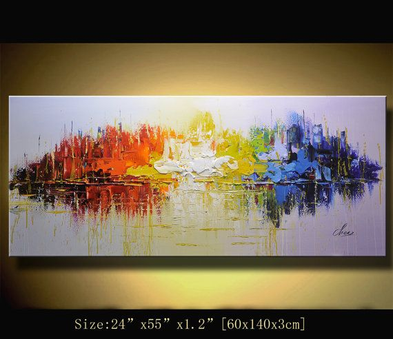 146 best images about original abstract painting modern for Textured acrylic abstract paintings