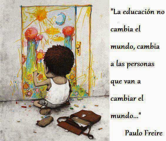 EL RINCON EDUCATIVO: FRASES SOBRE EDUCACION
