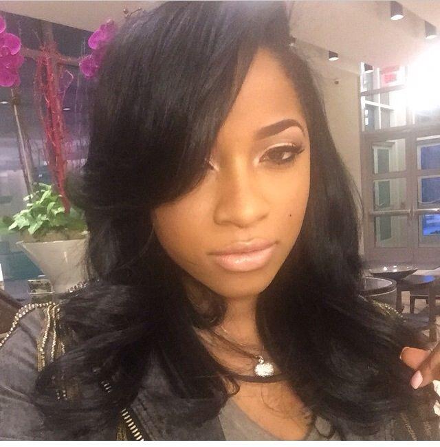 toya wright gorgeous hair
