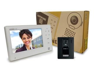 AiPhone JOS-1A Video Intercom Kit