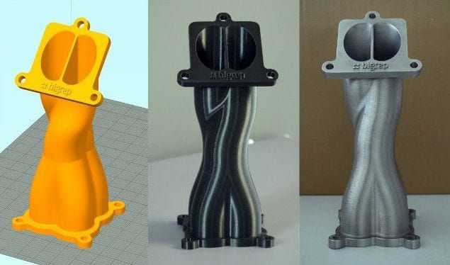 An Interesting Angle on Metal Prototyping #3DPrinting