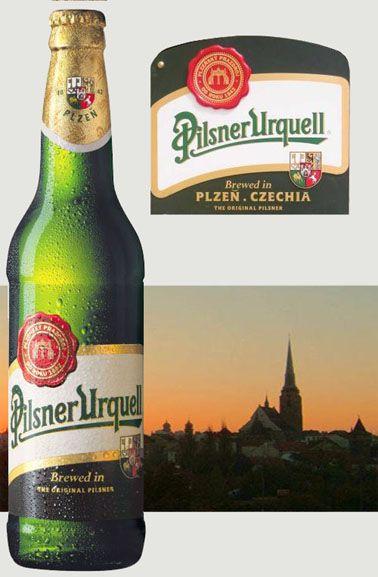 Plzeňský Prazdroj (Pilsner Urquell), Plzeň (West Bohemia), Czechia #beer #czechia #pilsen