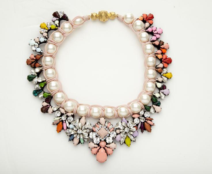 Shourouk's Marisa necklace is the perfect gift for jewellery lovers http://www.selfridges.com/en/Womenswear/Categories/Shop-Accessories/Jewellery/Necklaces/Marisa-necklace_133-3003423-MARISAJUMBLE/?previewAttribute=Multi