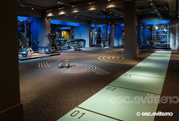 Commercial Gym Designs Images Sports Recreation Designed By ...