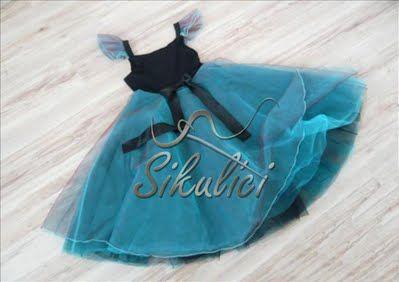 """Jak ušít šaty pro princeznu      Paní Andrea Štanglerová připravila návod na výrobu Šatů pro Vaše malé princezny (3-6. let).    Milé maminky """"tvořilky"""", na přání vkládám návod na """"Šaty na princeznu"""". Bylo daleko jednodušší ušít ..."""