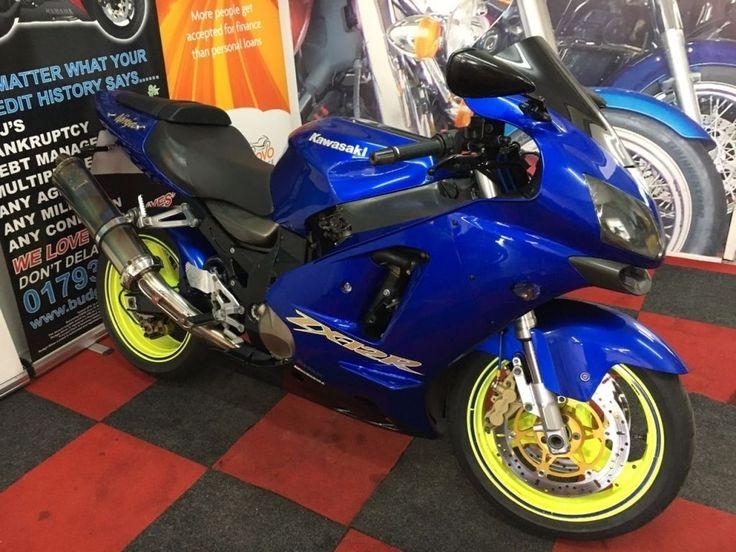 Kawasaki ZX12R (2003) £3000