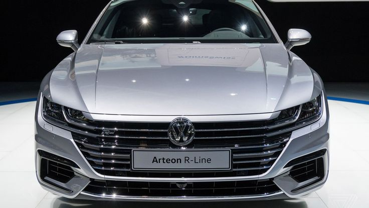 Behold the Volkswagen Arteon, ostensibly an upgrade over the staid Passat — but let's be honest, a Passat has never looked this sharp and dashing. To my eyes, this new sporty sedan from VW shares...