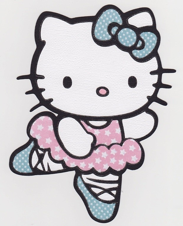 99 best images about ballerinas on pinterest little ballerina ballet cakes and ballet - Ballerine hello kitty ...