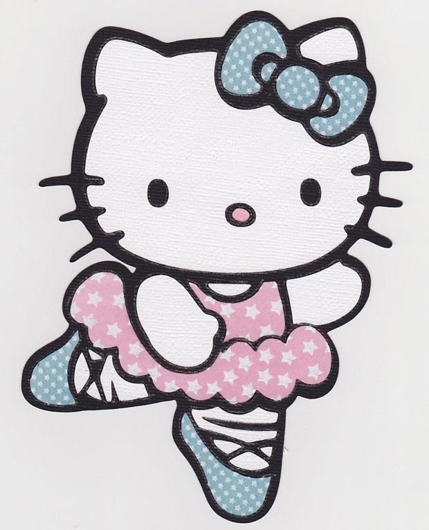 99 best images about ballerinas on pinterest little - Ballerine hello kitty ...