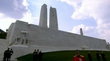 95th Anniversary of the battle at Vimy Ridge, France. Easter Monday, 1917 - when Canada became a nation.