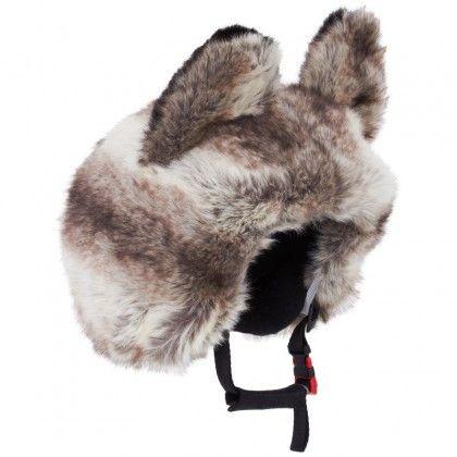 Husky super soft ski helmet cover with ears