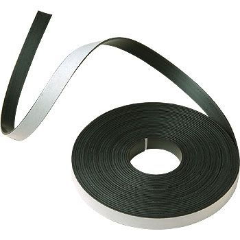 Magnetic Tape (Self Pairing)<BR>Foam Backed<BR>20mm x 30M *FREE Next Day Delivery