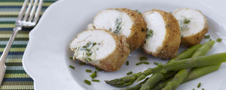 Hidden Valley Ranch Creamy Chicken Kiev Recipe | Hidden Valley®