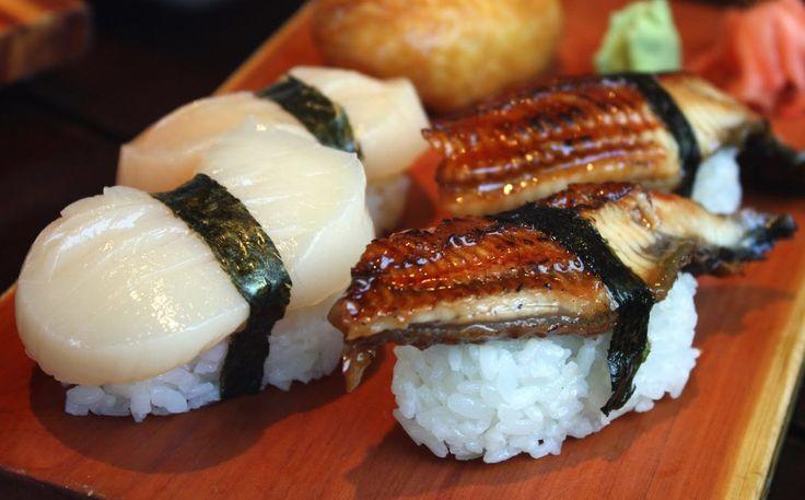 """Spanish Nigiri – Sushi a la española de """"Cantabria en tu boca"""" #cocina #nutricion #Cantabria #gluten    Para ver nuestras originales recetas ir a nuestro blog en www.cantabriaentuboca.net"""