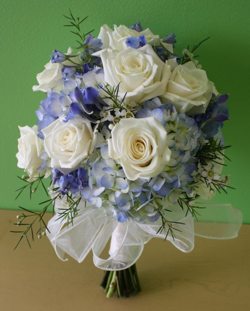 Beautiful June Wedding Flowers Arrangements: 78+ Images About Blue Wedding Flowers On Pinterest