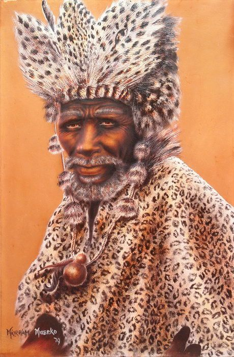 """""""Down in Ndotsheni I am nobody, even as you are nobody, my brother. I am subject to the chief, who is an ignorant man. Here in Johannesburg I am a man of some importance, of some influence. I have my own business, and when it is good, I can make ten, twelve, pounds a week […] I do not say that we are free here. I do not say we are free as men should be. But at least I am free of the chief."""" I chose this picture because it illustrates the intelligence level of the chief quite well."""