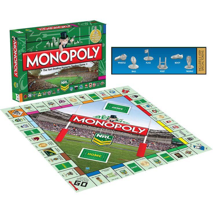 NRL Monopoly :)