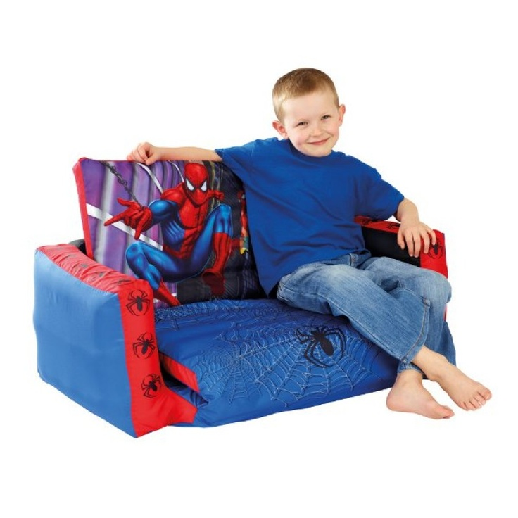 divan spiderman chambre enfant spiderman. Black Bedroom Furniture Sets. Home Design Ideas