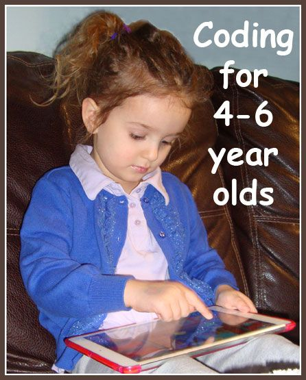 Kid approved.  8 ways for 4 to 6 year olds to learn to code.  Great for pre-readers, Kindergarten or Grade 1 level kids.