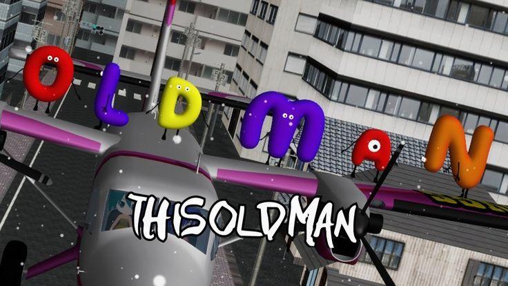 This Old Man Song | Car Songs | Kids Songs | Cartoon Songs | Nursery Rhy...