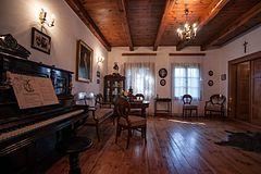 Dworek Wincentego Pola w Lublinie – wnętrze