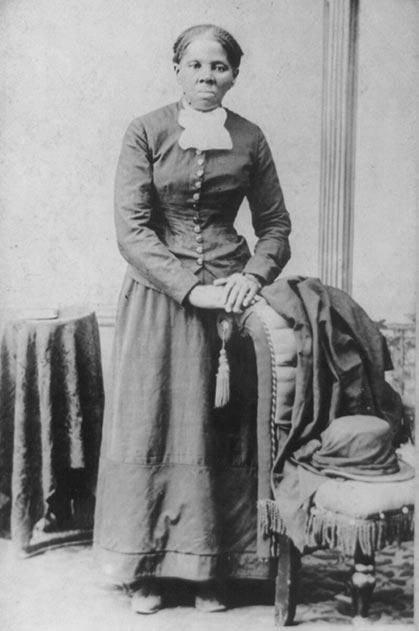 Harriet Tubman was not just the Conductor of the Underground Railroad. She was also a spy for the Union army.