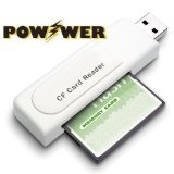 SterlingTek's POWWER USB Compact flash card reader / writer for Canon EOS Digital Rebel XT (Electronics)By SterlingTek