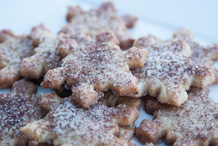 Jewish cookies (jødekager) a Danish Christmas tradition. cookies with cinnamon and sugar on top. Delicious. See more at www.evabyeva.dk