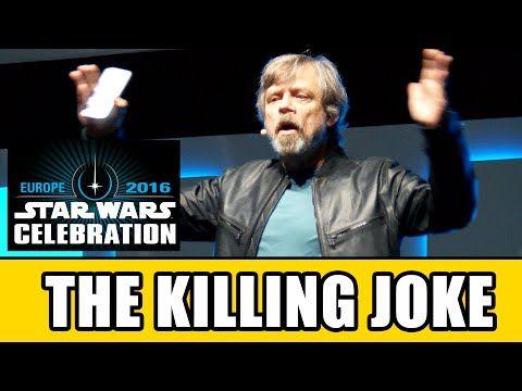 Two Amazing Mark Hamill Joker Moments At 'Star Wars' Celebration