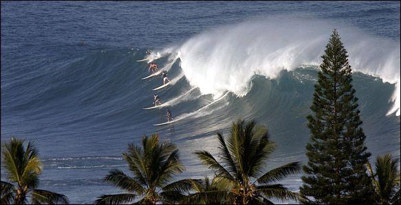 waves in hawaii - Google Search