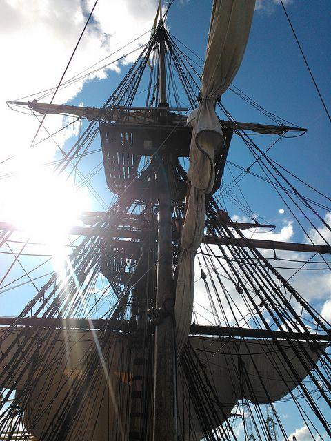 Tall ships races, Helsinki, Finland