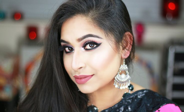 GRWM | Pink Party Makeup Tutorial | Eid Makeup Look 2016
