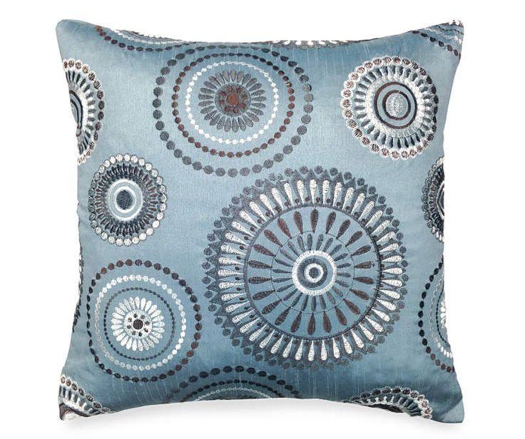 Best Mineral Blue Cleo Throw Pillow Throw Pillows Decorative 640 x 480