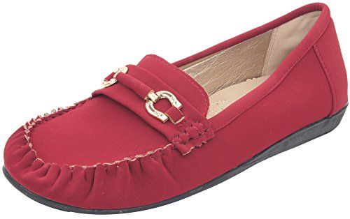 Enimay Women's Daisy Mocassins Flats Shoes Slip On Leathe... https://smile.amazon.com/dp/B01M11DVOW/ref=cm_sw_r_pi_dp_x_5JbYybMCVW43M