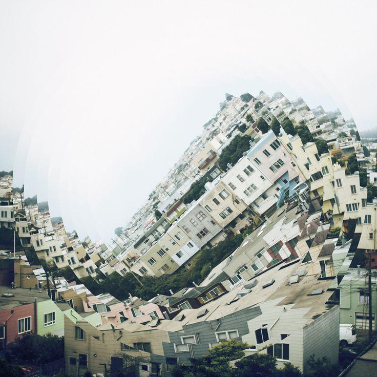 Twisted series by Nicholas Kennedy Sitton