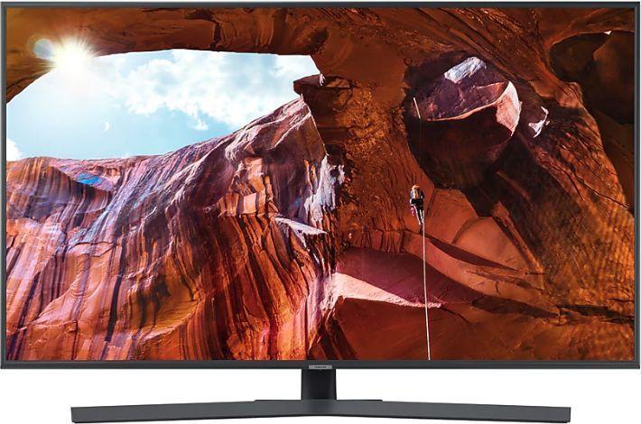 Samsung 43ru7470 43 Inch Ultra Hd 4k Smart Led Tv In 2020 Led Tv Ultra Hd Samsung