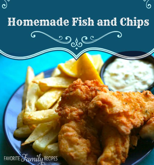 This is probably my favorite fish recipe of all, we used to live in the San Francisco Bay area and would get fish and chips down on the wharf all the time.