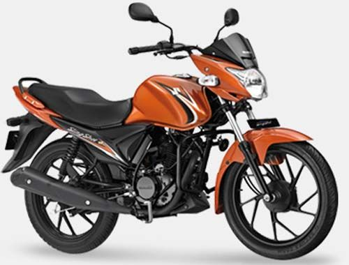 Suzuki Slingshot Plus 125cc Price And Specifications In India